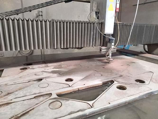 Laser cutting service dubai